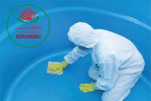 شركة الصفرات لتنظيف الخزانات بالرياض